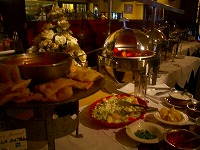 Indian Taj buffet