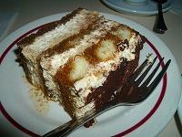 Cafe Dante ティラミス