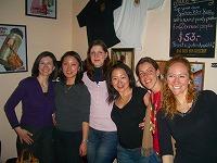 girls shot@Raquel farewell party