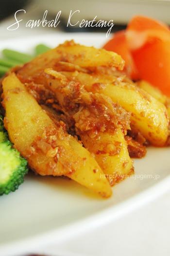 sambal kentang
