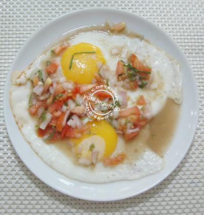 colek telur