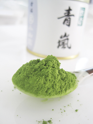 macha powder