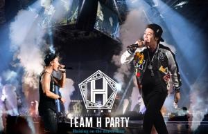 ������� TEAM H PARTY TOUR DVD��TOUR BOOKȯ�����