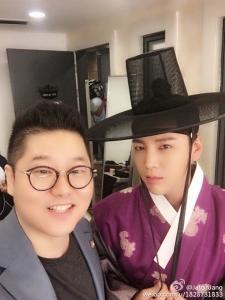 ������� JasonJang Weibo