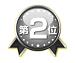 ランキング2位メタル画像