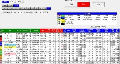 11月19京都12R爆印ナシレース