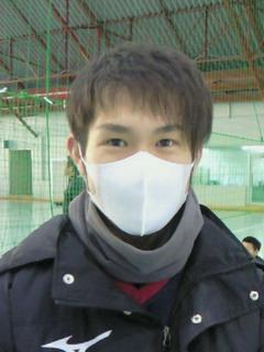 マスク似合ってますか?