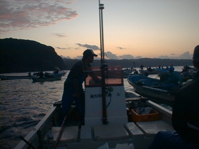 カマス釣り1