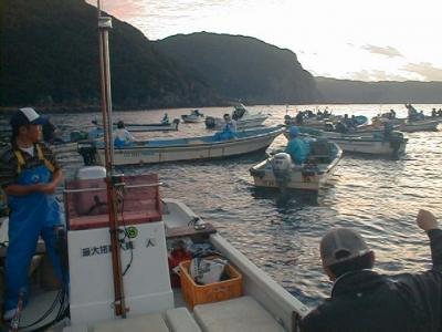 カマス釣り2