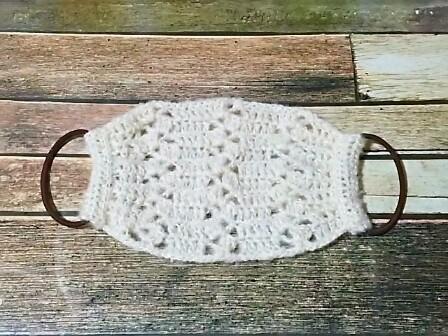 編み物 マスク