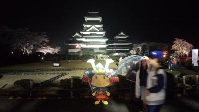 夜桜会。2