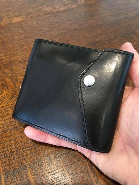 マネークリップ型財布