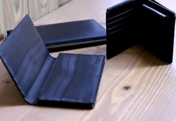 手縫い財布