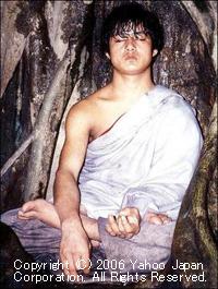 仏陀の生まれ変わり少年