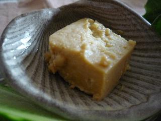 もろみ豆腐