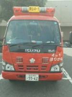 4−1ポンプ車
