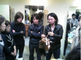 美容室、美容院、奈良県、代表