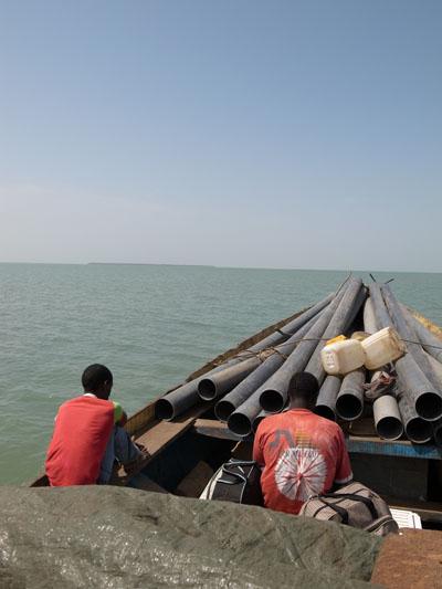 ビサウからブバケ島へ / Bissau ...