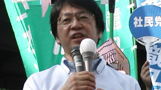 斉藤貴男さん