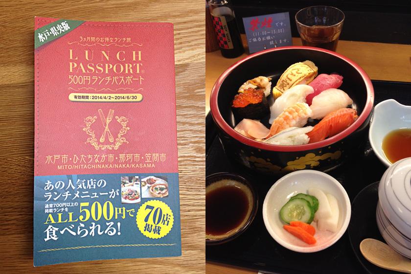 Lunch Passport