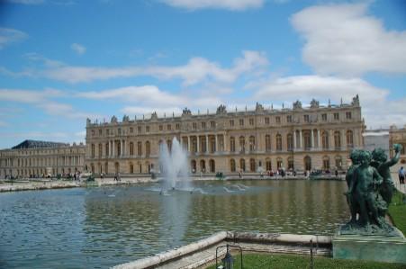 ヴェルサイユ宮殿02