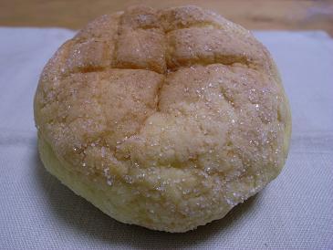 丸十のメロンパン