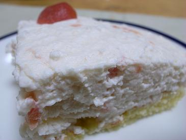 トマトのヨーグルトケーキ02