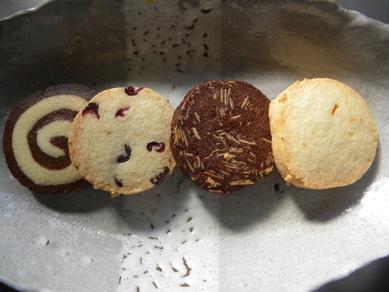 1枚売りのクッキー