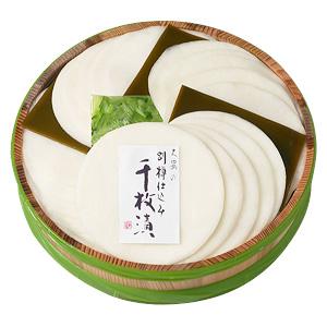 京都のおとりよせ 千枚漬