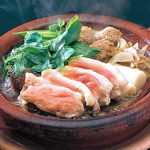 京都のおとりよせ 京都吉兆 鴨鍋セット