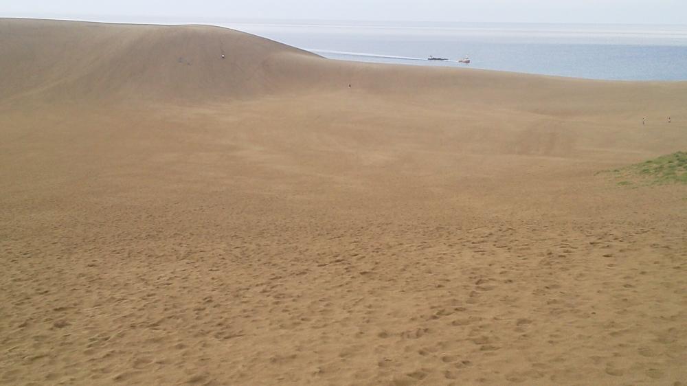 鳥取砂丘 アゼスタ