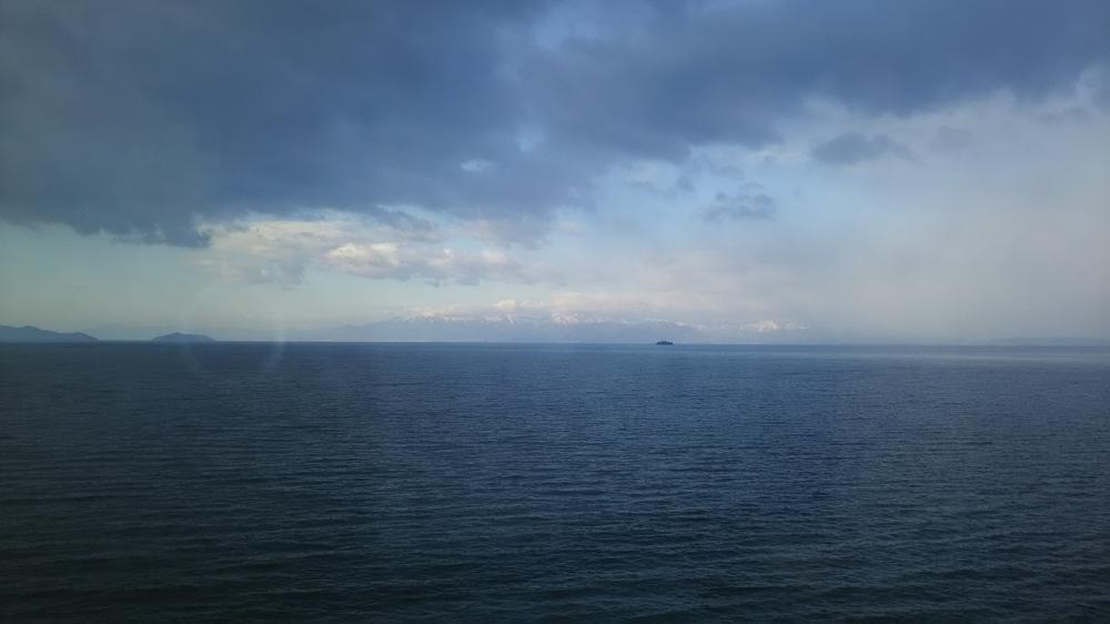 琵琶湖  アゼスタ