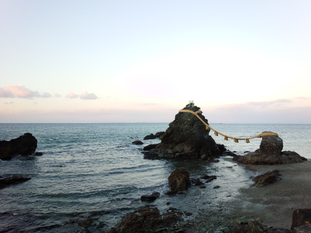 三重県 夫婦岩