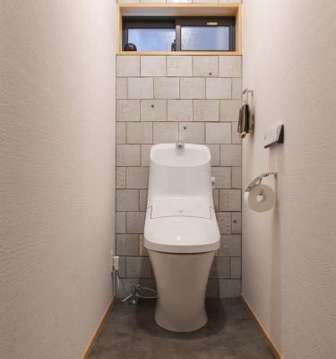 日進市 耐震リフォーム:トイレ