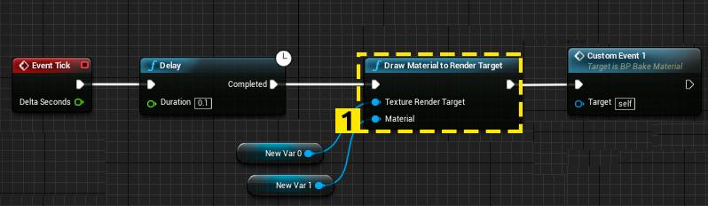 Ue4 Canvas Render Target