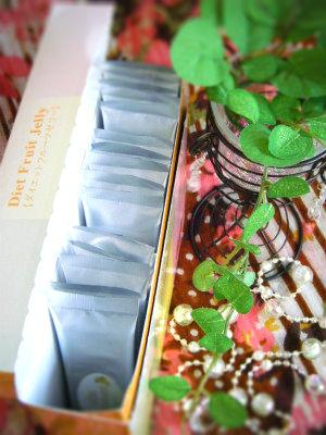trishanti(トリシャンティ) ダイエットフルーツゼリー