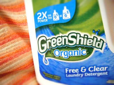 オーガニック洗濯洗剤『グリーンシールドオーガニック』 その後