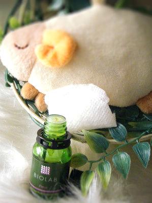 バイオラブのエッセンシャルオイル 花〜安静の香り〜