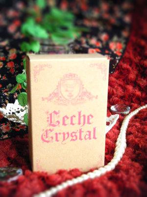 保って守るミルキーローション 『Leche Crystal』