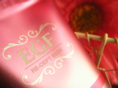 EGFで驚きのプチプラ 『リセプトスキン ハリつやクリーム』