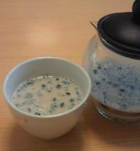 黒豆豆乳茶