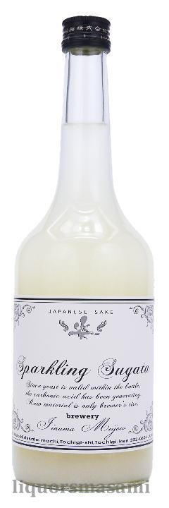 姿(すがた)純米吟醸 スパークリング生酒