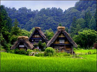 白川郷・五箇山の合掌造り集落の画像 p1_13
