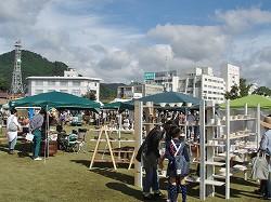2011山口アーツ&クラフト会場1