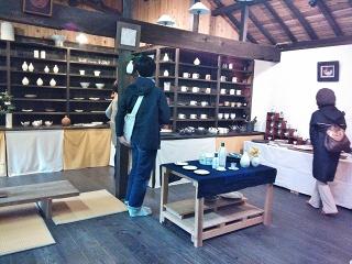 2014年 六音窯・窯開き展示