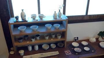 佐賀市 ギャラリーカフェ・まどいにて「陶と磁の器展」開催中!