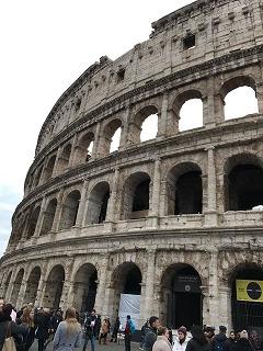 イタリア ローマ 遺跡
