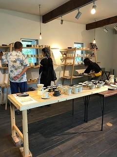 薬師寺和夫・松尾真哉 陶展  「お茶を愉しむ」