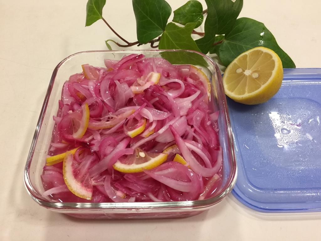 レシピ 紫 玉ねぎ
