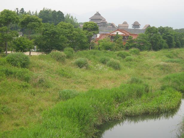 吉野ヶ里入口